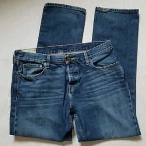 Hollister jeans classic straight medium wash36×32